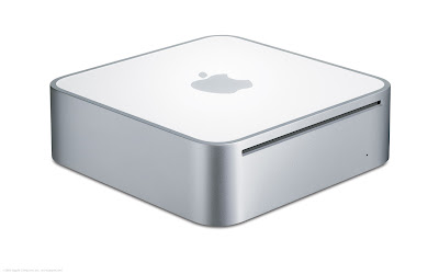 My new Mac Mini.