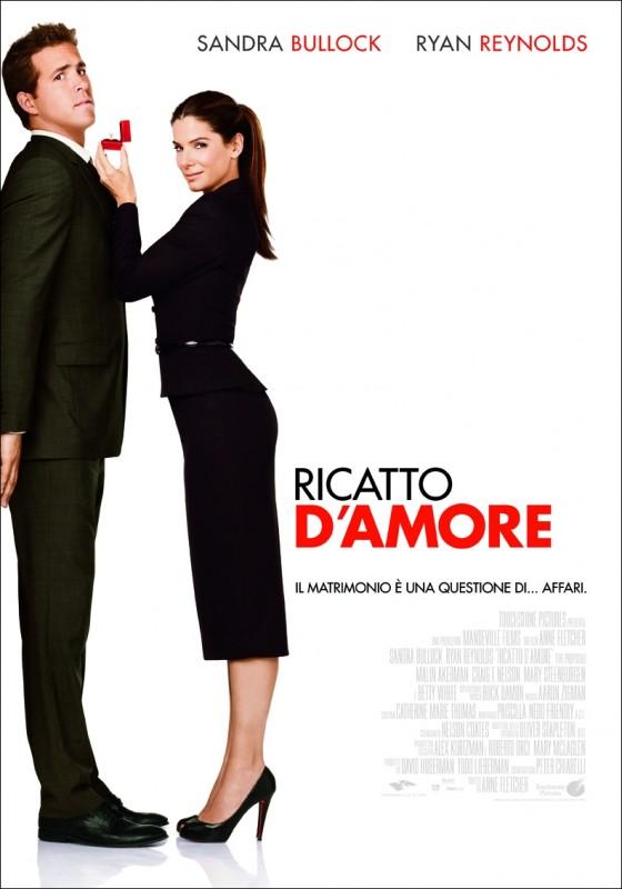 Cosa hai visto al cinema? La-locandina-italiana-di-ricatto-d-amore-103974