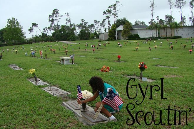 gyrl scoutin'