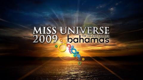 Candidatas al Miss Universe 2009