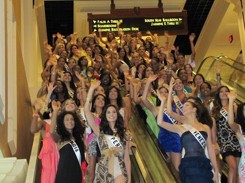 Miss Universe 2010, ultima semana