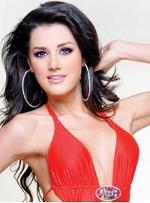 Karin Ontiveros es Miss México Universe 2011