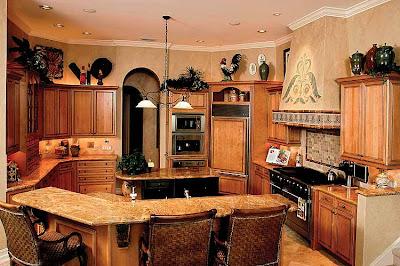 مطابخ - صورة تصميم وديكور مطبخ رقم 5