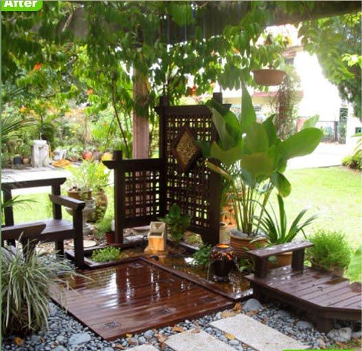 الحديقة المنزلية الصغيرة صور: منزلك كل جديد عن احتياجات المنزل: حدائق منزلية