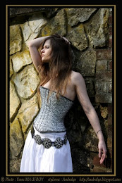 Corset mariage haute couture