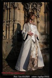 Manteau elfique