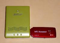 Zalip CDM530, или как раздать 3G Интернет по Wi-Fi