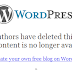 No privacy for pseudonymous bloggers