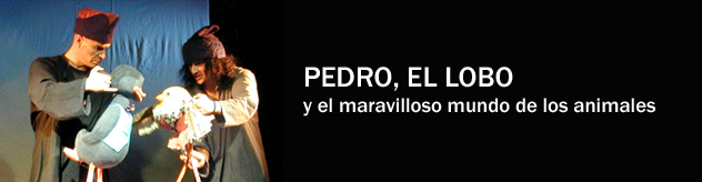 Pedro, el lobo