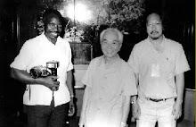 Vietnã. Daniel Maquinasse, morto com Samora Machel no avião. General Giap e Kok Nam fotógrafo.