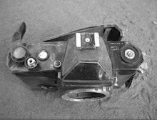 Nikkormat do Daniel Maquinasse, fotógrafo que acompanhava Samora