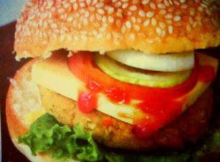 Resep Cara Membuat Burger Tempe
