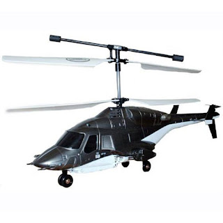 Syma S027 Fire Wolf RC Helicopter