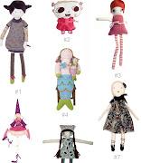 Medžiaginių lėlių TOP10