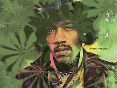 Jimi Hendrix, casi una divinidad