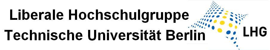 Liberale Hochschulgruppe der TU Berlin