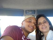 Thaisa e Cleiton