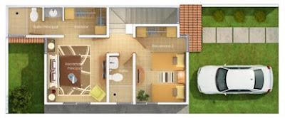 Renders de plantas 2d blog goldman renders 3d for Rendering casa gratis