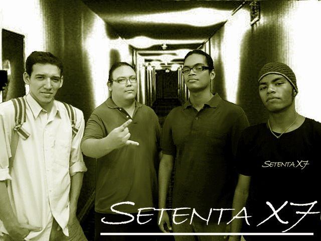 Setenta X7 - HARDCORE CRISTÃO