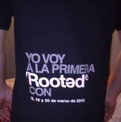 Yo voy a la primera /Rooted con