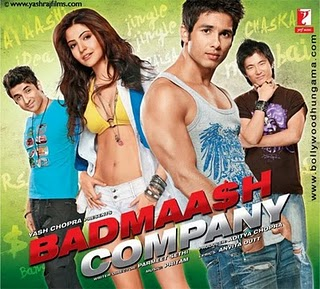 Badmaash Company movie mp3 Songs