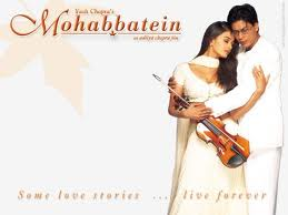 Mohabbatein movie mp3 Songs