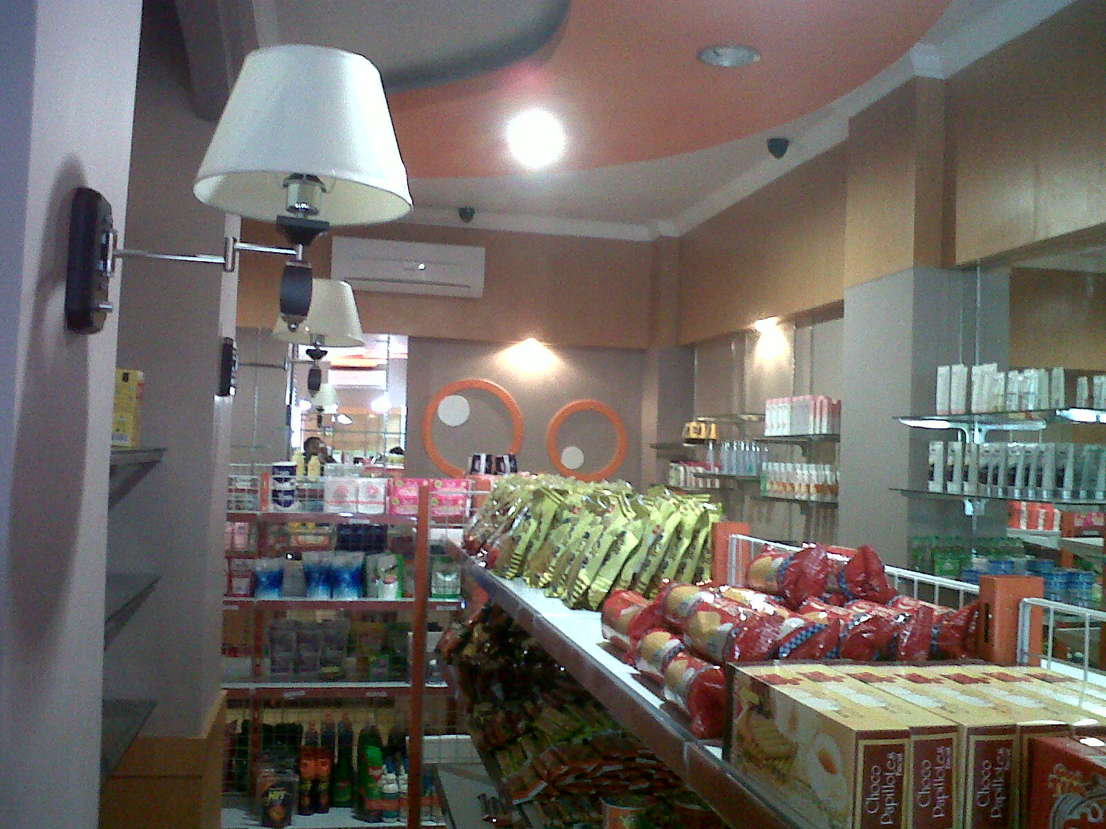 Rak Toko Supermarket Minimarket Meja Kasir Swalayan