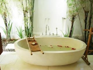 Casa de banho moderna com estilo