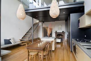 mezannine sala de jantar