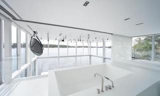 mezzanine minimalista