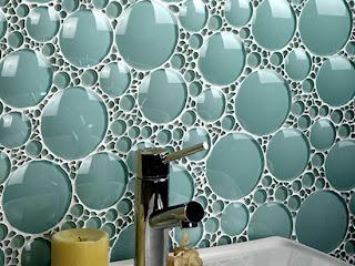 Ideias de decoração mobiliário | Decoração de casas de banho em azul