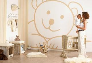 Ideias decoração mobiliário | adesivos decorativos quarto bebe unisexo