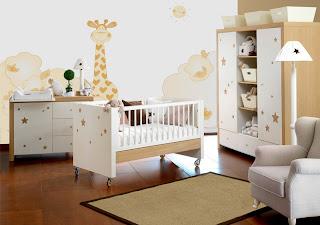 ideias decoração mobiliário |adesivos decorativos quarto bebé