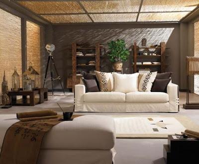 Ideias decoração mobiliário | Tecto flutuante