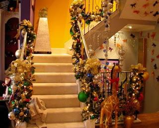 Escadas Natal
