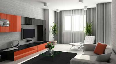 Salas-modernas