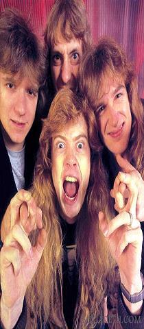 Megadeth♥