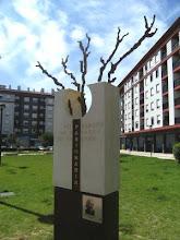 Escultura de La Pasionaria-La Pasionaria´s sculpture(Miranda de Ebro Junio-June 2009)