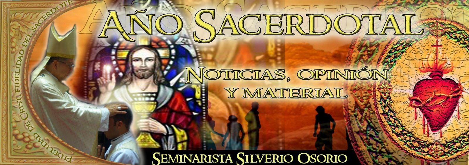 """""""AÑO SACERDOTAL: Fidelidad de Crist, fidelidad del sacerdote"""""""