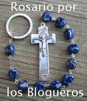 LOS SÁBADOS (día de la Virgen) YO REZO EL
