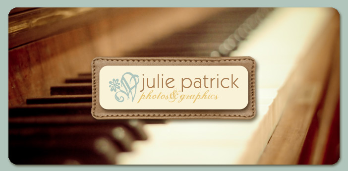{ julie patrick } photos & graphics