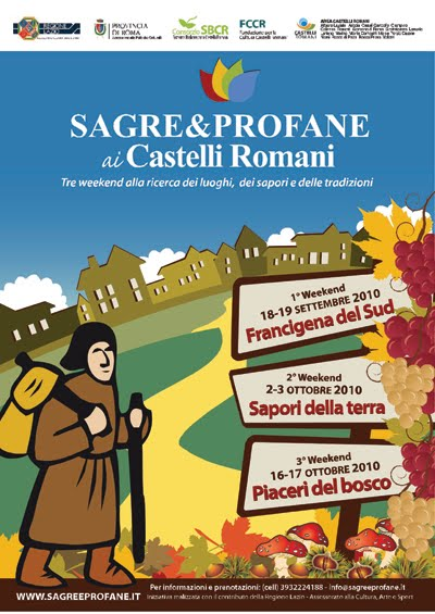 Castelli romani settembre 2010 for Secondi romani