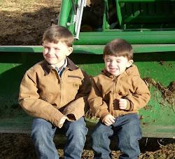 Trevor & Wyatt