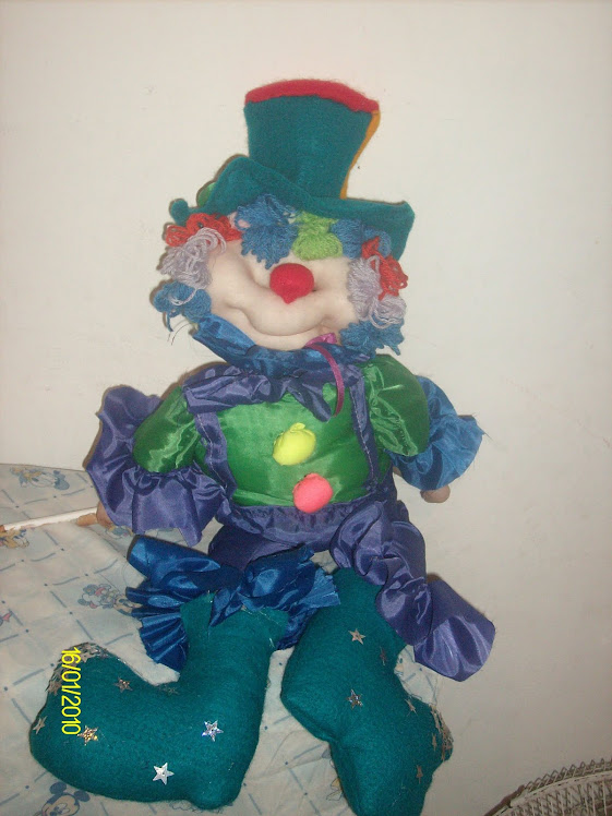 Payaso Multicolor