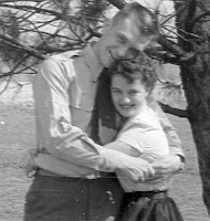 Abe and Patty-1955