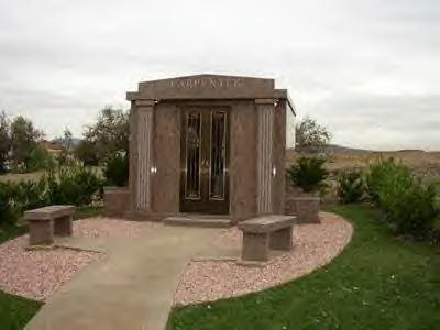Karen Carpenter's mausoleum