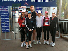 Westleigh Warriors Half Marathon Team: Token Bloke !
