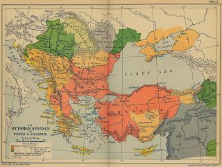 Османски завоевания в европа и мала