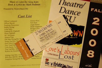 Urinetown - The Musical Ticket