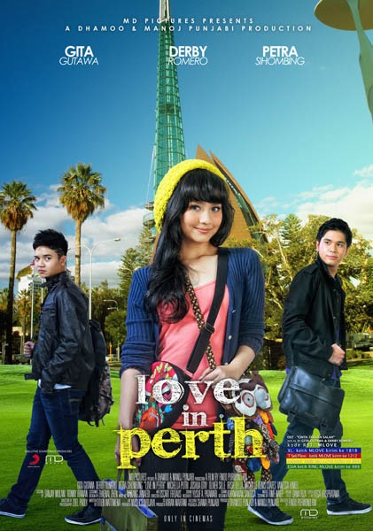 Sinopsis Film Love In Perth